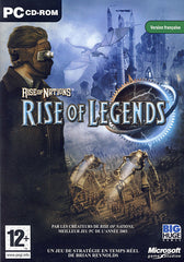 Rise Of Nations - Rise Of Legends (French Version Only) (PC)