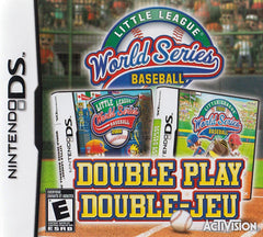 Little League - World Series Double Play (Bilingual) (DS)