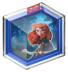 Disney Infinity - Merida Brave Forest Siege Power Disc (Toy) (TOYS)