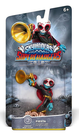 Skylanders SuperChargers Drivers - Fiesta (Toy) (TOYS) TOYS Game