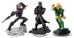 Disney Infinity 2.0 - Hawkeye/ Nick Fury/ Iron Fist (3-Pack) (Toy) (TOYS)