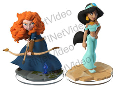 Disney Infinity 3.0 - Merida / Jasmine (2-Pack) (Toy) (TOYS)