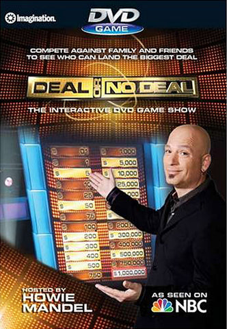 Deal or No Deal (PC) PC Game