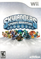 Skylanders Spyro's Adventure (GAME ONLY) (NINTENDO WII)