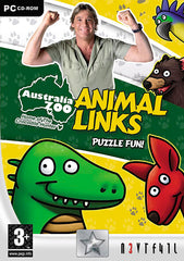 Australian Zoo - Animal Links - Puzzle Fun! (French version only) (PC)