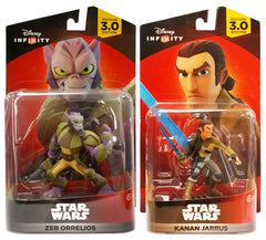 Disney Infinity 3.0 - Star Wars Rebels Bundle 2-Pack (Kanan / Zeb) (Toy) (TOYS)