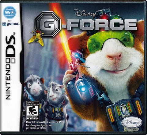 Disney - G-Force (Bilingual) (DS) DS Game