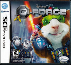 Disney - G-Force (Bilingual) (DS)