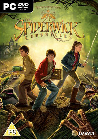 The Spiderwick Chronicles (EU Version) (PC) PC Game