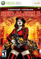 Command & Conquer - Alerte Rouge 3 (French Version Only) (XBOX360)