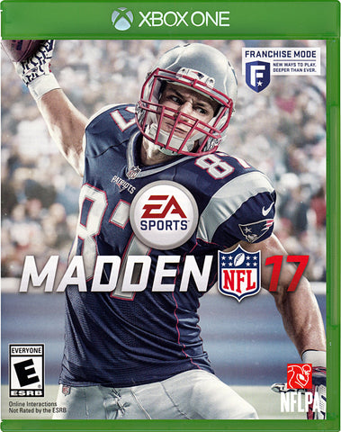 Madden NFL 17 (Xbox One) (XBOX ONE) XBOX ONE Game