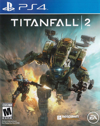 Titanfall 2 (Playstation 4) (PLAYSTATION4) PLAYSTATION4 Game