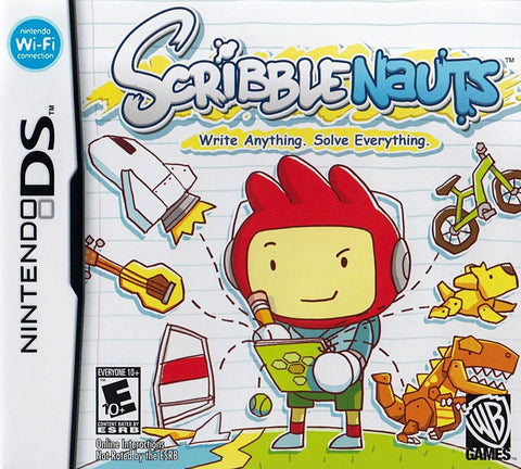 Scribblenauts (DS) DS Game