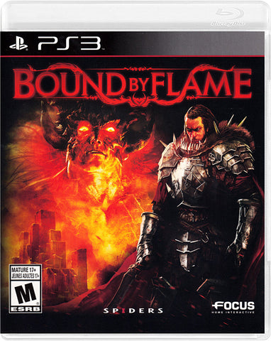 Bound By Flame (Bilingual) (PLAYSTATION3) PLAYSTATION3 Game