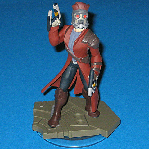 Disney Infinity 2.0 - Marvel Super Heroes - Star-Lord (Loose) (TOYS) TOYS Game