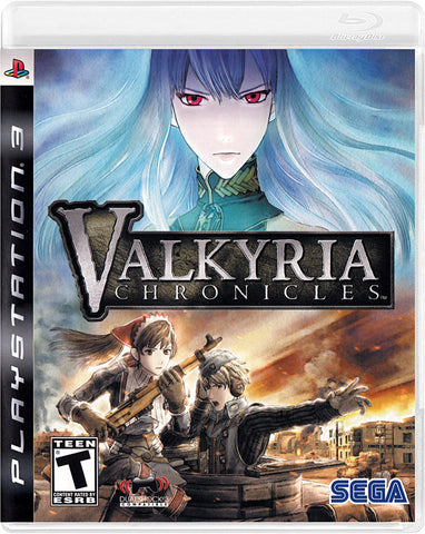 Valkyria Chronicles (PLAYSTATION3) PLAYSTATION3 Game