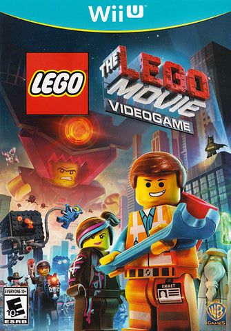 The LEGO Movie - Videogame (NINTENDO WII U) NINTENDO WII U Game