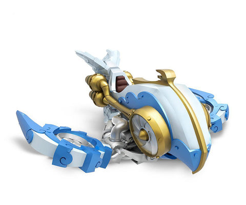 Skylanders SuperChargers - Vehicle - Jet Stream (Loose) (Toy) (TOYS) TOYS Game