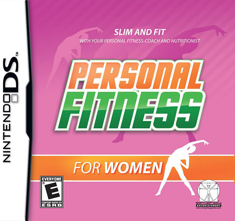Personal Fitness for Women (DS) DS Game