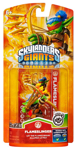 Skylanders Giants - Flameslinger Character (Loose) (Toy) (TOYS) TOYS Game