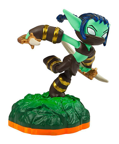 Skylanders Giants - Stealth Elf Character (Loose) (Toy) (TOYS) TOYS Game