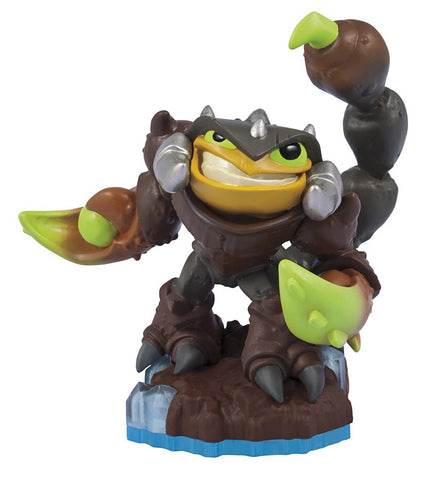 Skylanders Swap Force - Scorp (Loose) (Toy) (TOYS) TOYS Game