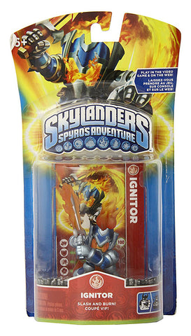 Skylanders Spyro s Adventure - Ignitor (Loose) (Toy) (TOYS) TOYS Game