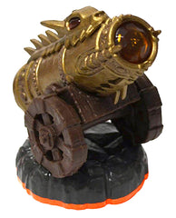 Skylanders Giants - Golden Dragonfire Cannon (Loose) (Toy) (TOYS)
