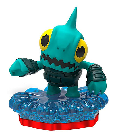 Skylanders Trap Team - Gill Runt (Loose) (Toy) (TOYS) TOYS Game