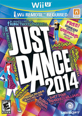 Just Dance 2014 (Bilingual Cover) (NINTENDO WII U)