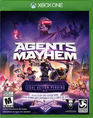 Agents of Mayhem (Day One Edition) (Bilingual) (XBOX ONE)