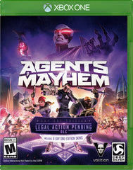 Agents of Mayhem (Day One Edition) (XBOX ONE)