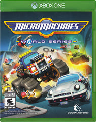 Micro Machines - World Series (Bilingual) (XBOX ONE)