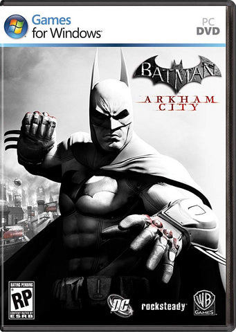 Batman: Arkham City - Standard Edition (PC) PC Game