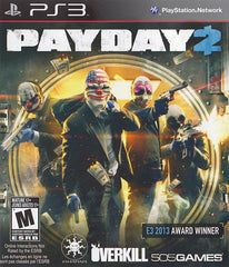 Payday 2 (Bilingual) (PLAYSTATION3)