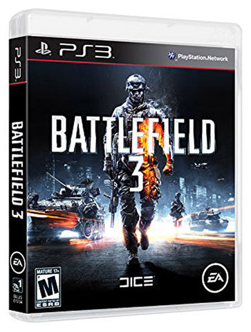 Battlefield 3 (PLAYSTATION3) PLAYSTATION3 Game