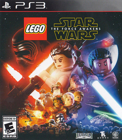 LEGO Star Wars - The Force Awakens (PLAYSTATION3) PLAYSTATION3 Game