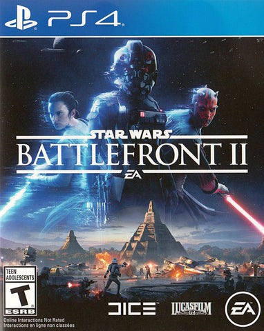 Star Wars Battlefront II (PLAYSTATION4) PLAYSTATION4 Game
