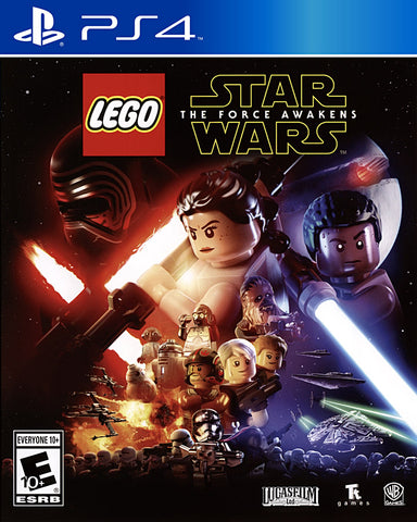 LEGO Star Wars - The Force Awakens (S) (PLAYSTATION4) PLAYSTATION4 Game