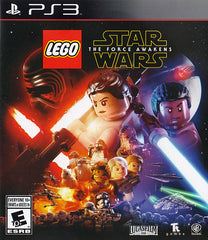LEGO Star Wars - The Force Awakens (Bilingual Cover) (PLAYSTATION3)