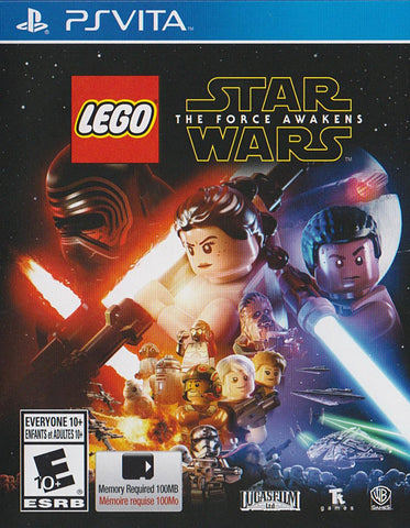 LEGO Star Wars - The Force Awakens (Bilingual) (PS VITA) PS VITA Game