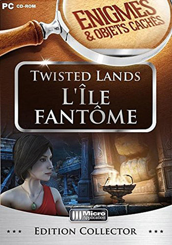 Enigmes et objets caches: Twisted Lands - L ile Fantome - Edition Collector (French Version Only) (PC) PC Game