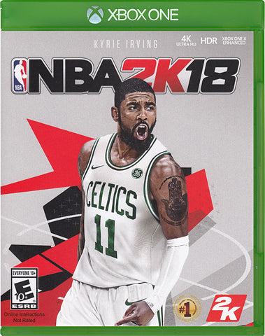 NBA 2K18 (XBOX ONE) XBOX ONE Game