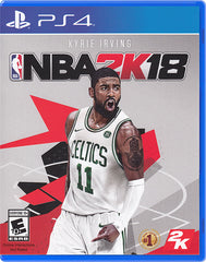 NBA 2K18 (PLAYSTATION4)