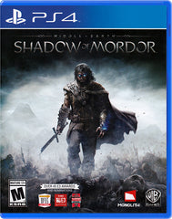 Middle Earth - Shadow of Mordor (PLAYSTATION4)