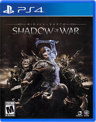 Middle Earth - Shadow of War (PLAYSTATION4)