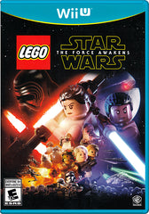 LEGO Star Wars - The Force Awakens (English / Spanish Language) (NINTENDO WII U)