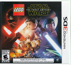 LEGO Star Wars - The Force Awakens (English / Spanish Language) (3DS)