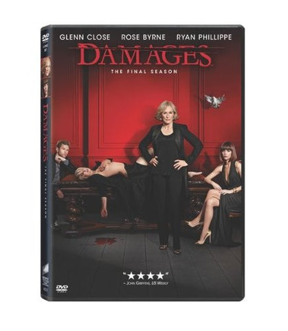 Damages - The Complete Fifth (Final) Season (Boxset) DVD Movie