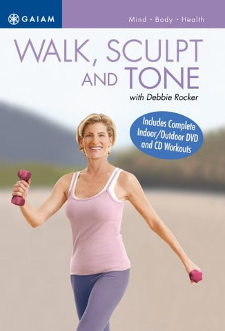 Walk, Sculpt & Tone with Debbie Rocker DVD Movie